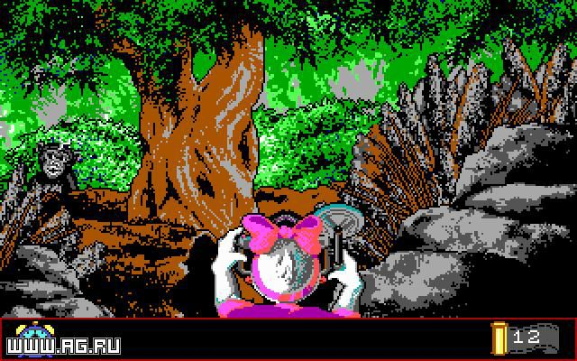 DuckTales: The Quest for Gold screenshot
