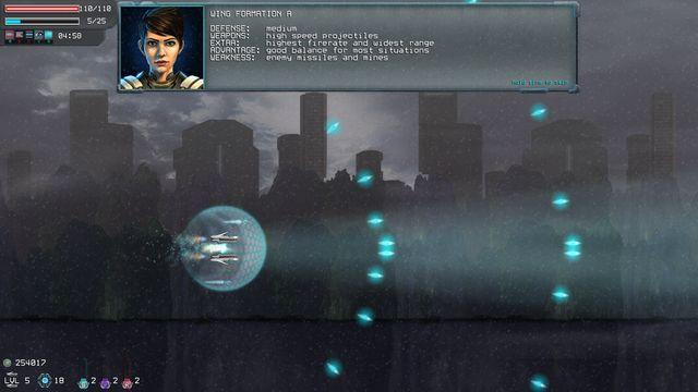 Steel Rain screenshot