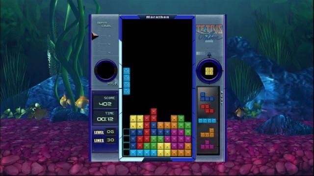 Tetris Splash screenshot