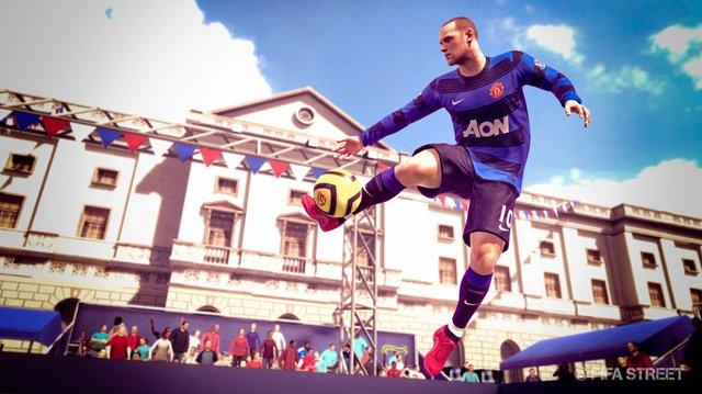 EA SPORTS FIFA Street screenshot