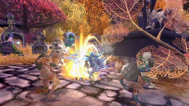Twin Saga screenshot
