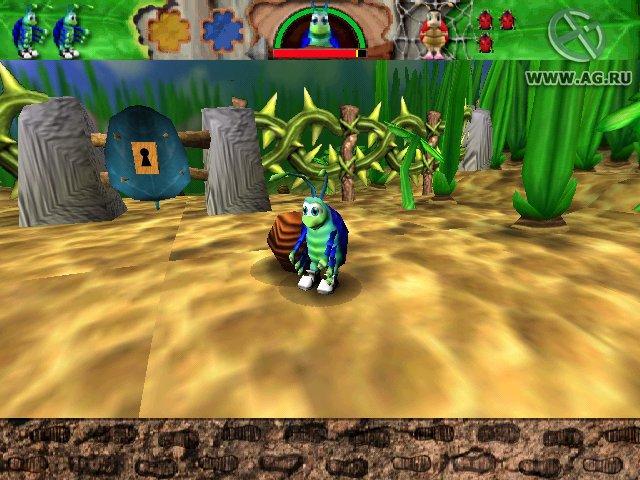 Bugdom screenshot