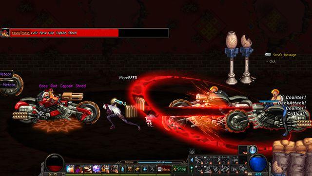 Dungeon Fighter Online screenshot