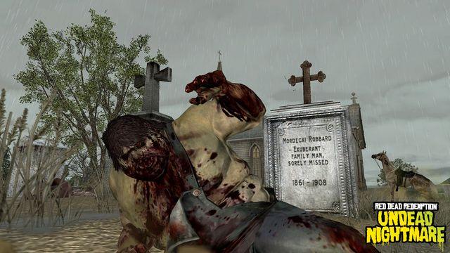 Red Dead Redemption: Undead Nightmare screenshot