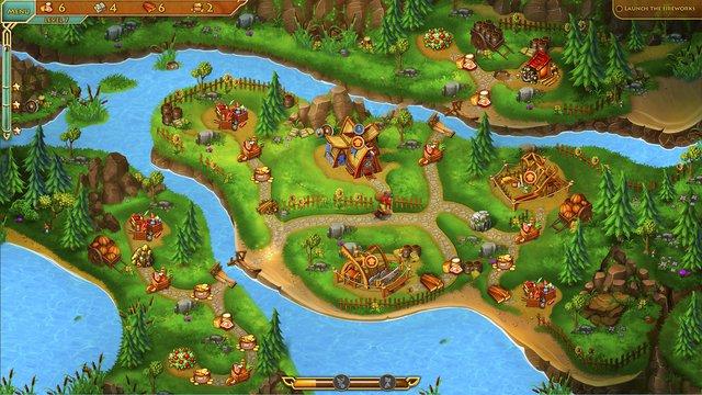 Viking Brothers 2 screenshot