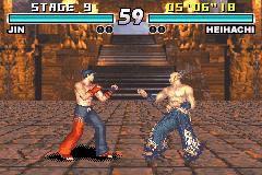 Tekken Advance screenshot