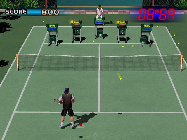 Virtua Tennis (1999) screenshot