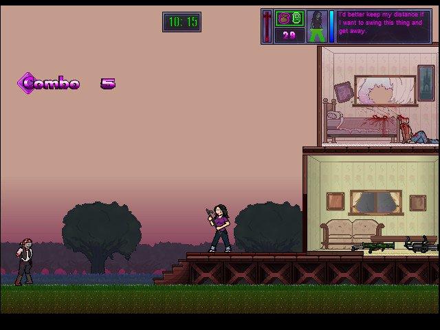 Survivor: The Living Dead Redux screenshot