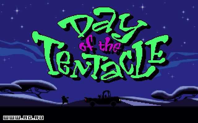 Maniac Mansion: Day of the Tentacle screenshot