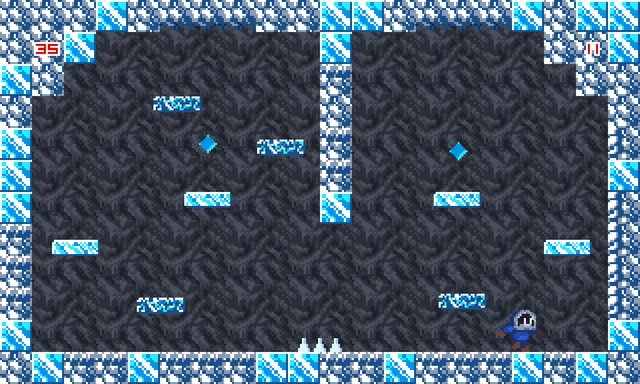 Arctic Cave screenshot