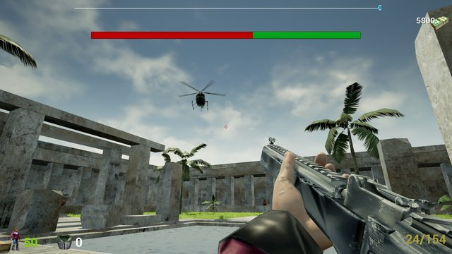 Gulman 4: Still alive screenshot