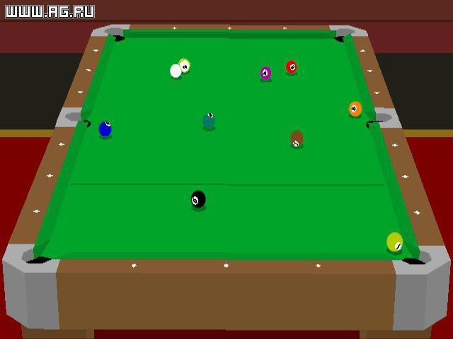 Virtual Pool screenshot