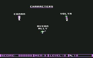 Conan: Hall of Volta screenshot