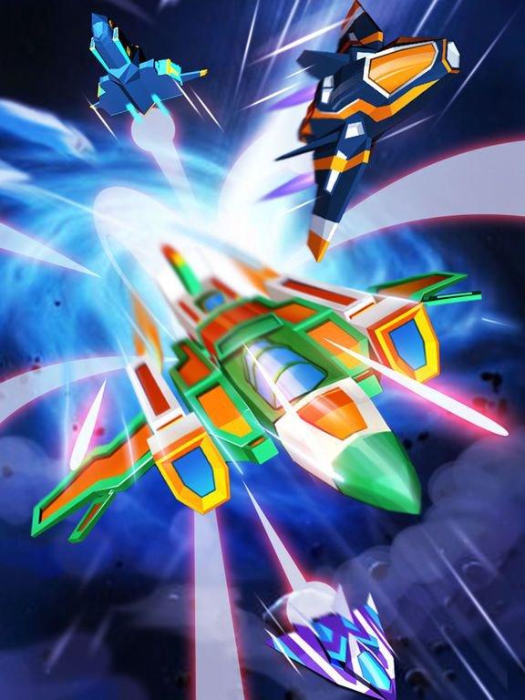 Rush Plane: Fly Race Simulator screenshot