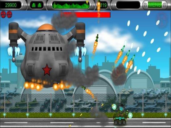 Heavy Weapon screenshot