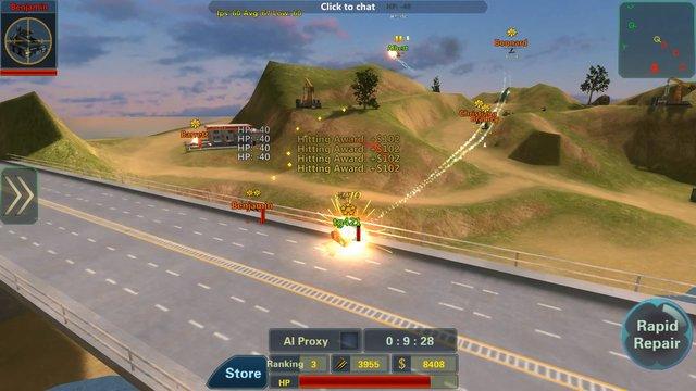 Assault Corps 2 screenshot