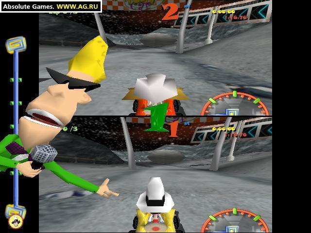 Toon Car screenshot