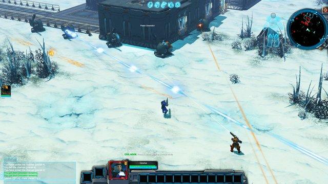 Colonies Online screenshot