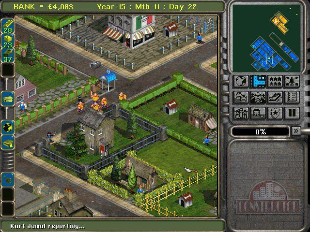 Constructor Classic 1997 screenshot