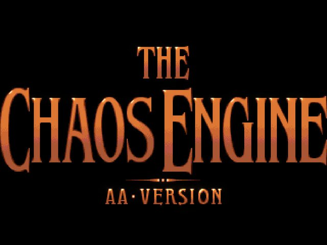 The Chaos Engine screenshot