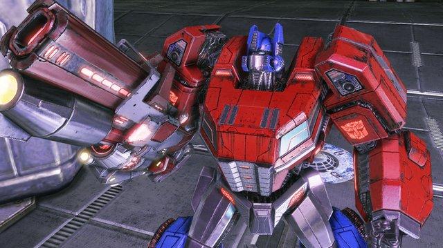 TRANSFORMERS: RotDS screenshot