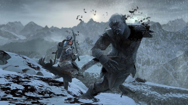 Lord of the Rings: War in the North screenshot