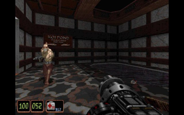 Shadow Warrior Classic screenshot