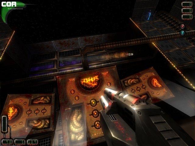 CodeRED: Alien Arena 2006 screenshot