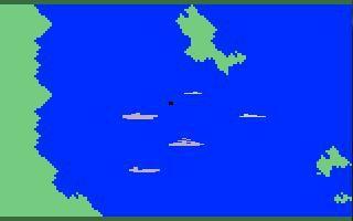 Sea Battle (1980) screenshot