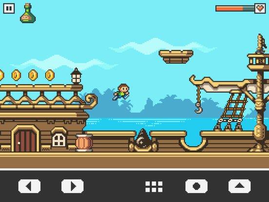 Vulture Island screenshot