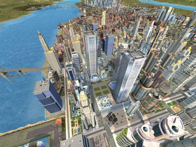 City Life 2008 screenshot