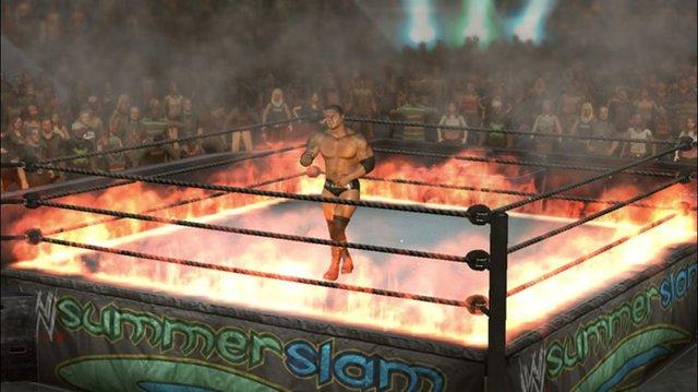 SmackDown vs. RAW 2009 screenshot