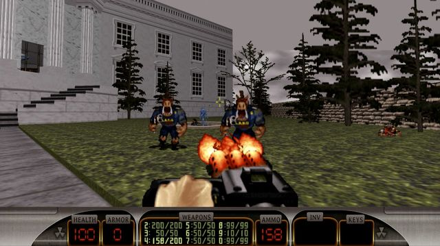 Duke Nukem 3D: Megaton Edition screenshot