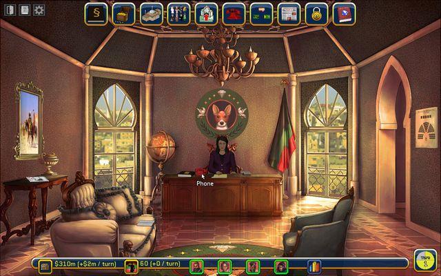 Rogue State screenshot