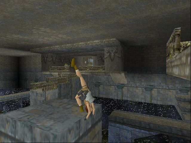 Tomb Raider 1+2+3 screenshot