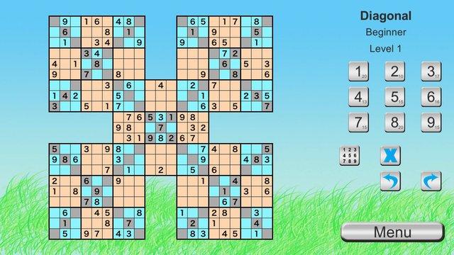 Ultimate Sudoku Collection screenshot