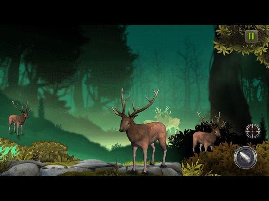 Jungle Sniper Hunting screenshot