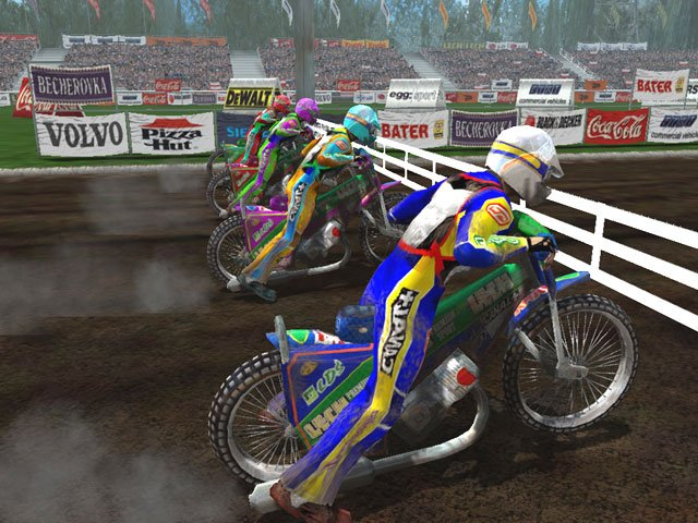 FIM Speedway Grand Prix screenshot