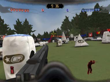 Greg Hastings Paintball 2 screenshot
