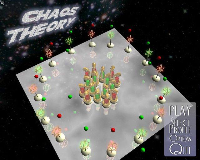 Chaos Theory screenshot