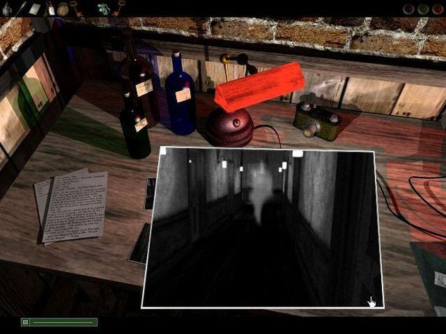 Dark Fall: The Journal screenshot