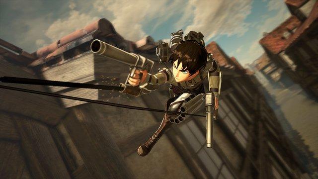ATTACK ON TITAN 2: FINAL BATTLE WITH BONUS screenshot