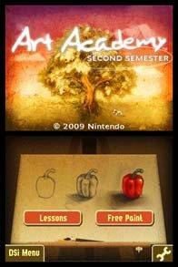 Art Academy: Second Semester screenshot