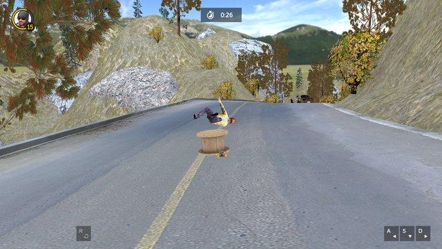 Longboard Stunts and Tricks screenshot