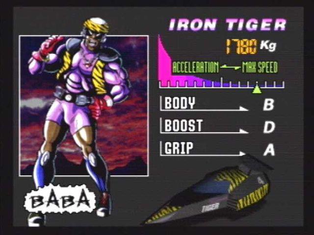 F-Zero X (1998) screenshot