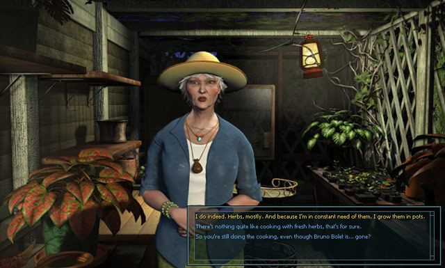 Нэнси Дрю. Легенда о хрустальном черепе screenshot