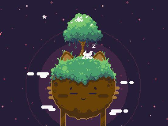 Cat Bird! screenshot