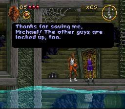 Michael Jordan: Chaos in the Windy City screenshot