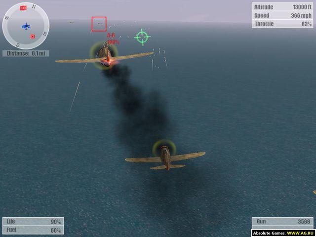 Pearl Harbor: Strike at Dawn screenshot