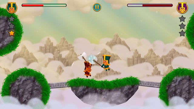 Cloud Knights screenshot